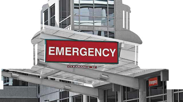 Emergency Medicine in the White House