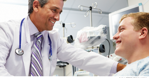 Better Clinical Outcomes, Patient Satisfaction Go Hand in Hand for Emergency Physicians