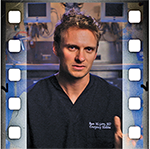 Ryan McGarry, MD, Director of CODE BLACK
