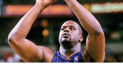 Tips for Financial Success from NBA Star Shaquille O'Neal