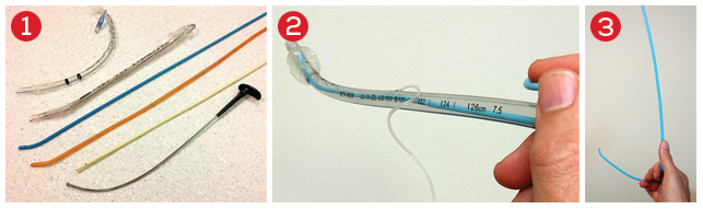 Tips For Handling The Bougie Airway Management Device Page 2 Of 4 Acep Now Page 2