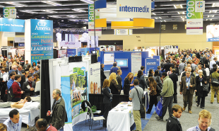 With more than 375 participating companies, ACEP14 boasts the largest emergency medicine Exhibit Hall in the world.