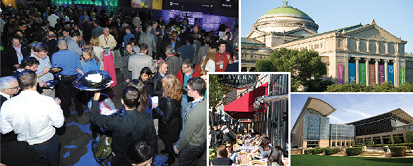 ACEP14 Kickoff Party, Closing Celebration To Take Over Landmark Chicago Locations