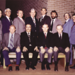 Figure 2. The 1979–1981 ABEM Board.