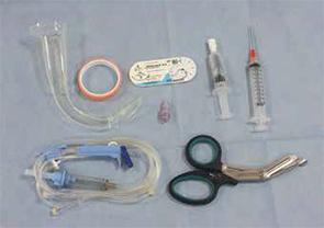 Figure 1. Equipment used to make this laryngoscope tool.