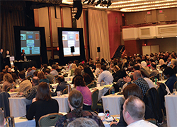 More than 500 physicians, nurses and physician assistants attended the Advanced PEM Assembly lectures.