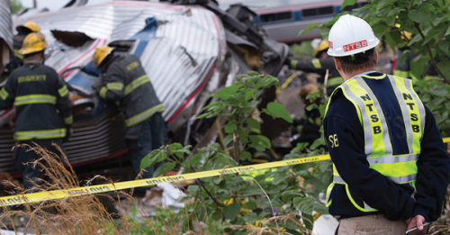 Emergency Physician Dr. Anne Klimke Taps Training to Treat Wounded in Amtrak Crash