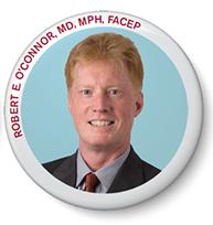 ROBERT E. O'CONNOR, MD, MPH, FACEP (VIRGINIA)