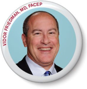 VIDOR FRIEDMAN, MD, FACEP (FLORIDA)