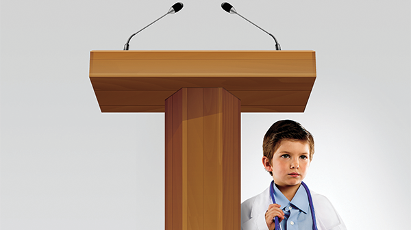 AMA President Dr. Steven Stack Talks Physician Shortages and APPs