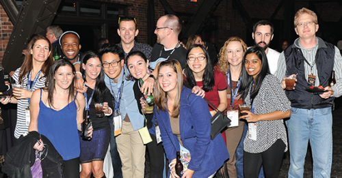 ACEP15 Opening Party Kicks Off at Boston's House of Blues, Jillian's/Lucky Strike