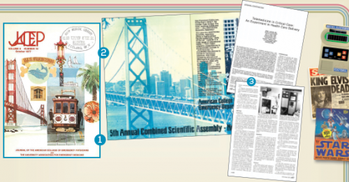 How ACEP's Scientific Assembly Has Changed Since 1977