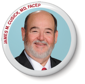 JAMES M. CUSICK, MD, FACEP (COLORADO