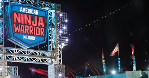 Emergency Physicians Compete on NBC TV's American Ninja Warrior