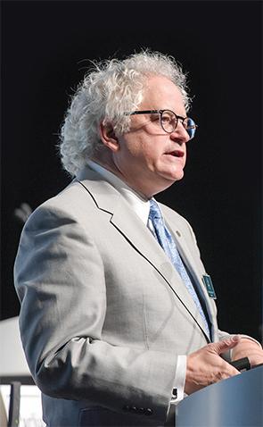 Dr. Heller speaking at ACEP15 in Boston.