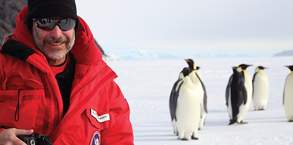 Emergency Physician Embarks on Second Medical Expedition to Antarctica
