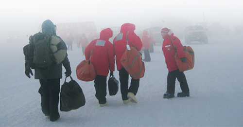 Prepping, Packing to Provide Medical Care in Antarctica Proves Challenging
