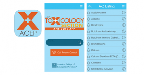ACEP Toxicology Information App Among Top Medical Apps of 2015
