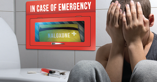 Naloxone Distribution Strategies Needed in Emergency Departments