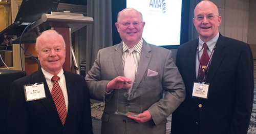 ACEP Wins Excellence in Education Award from American Medical Association