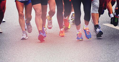 Emergency Medicine Residents Use CPR to Revive Runner at Detroit Half Marathon
