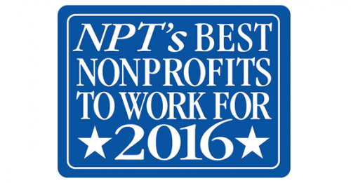 ACEP One of Nation's Top 50 Best Nonprofits to Work For