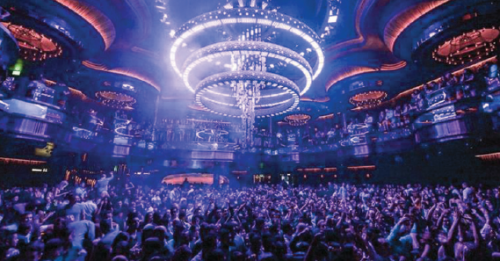 ACEP16 Kickoff Party Takes Over Caesar's Palace Club, Omnia