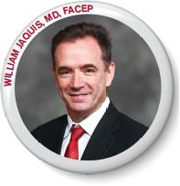 WILLIAM JAQUIS, MD, FACEP