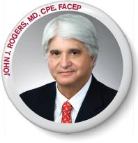 JOHN J. ROGERS, MD, CPE, FACEP