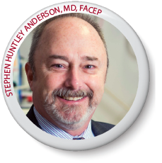 Stephen Huntley Anderson, MD, FACEP (incumbent, Washington)