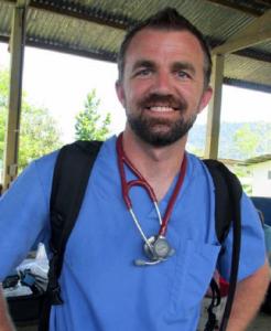 Dr. Ryan McCormick.