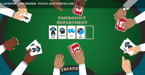 Tips for Managing Heavy Workloads in the Emergency Department