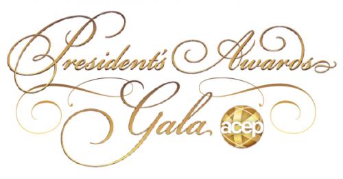 ACEP17 President's Award Gala to Honor Fellows, Award Winners