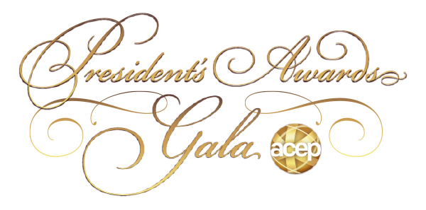 ACEP17 President's Award Gala to Honor Fellows, Award Winners