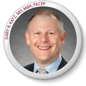 GARY R. KATZ, MD, MBA, FACEP (OHIO)