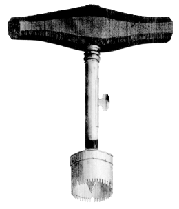 Figure 2. Galt trephine.
