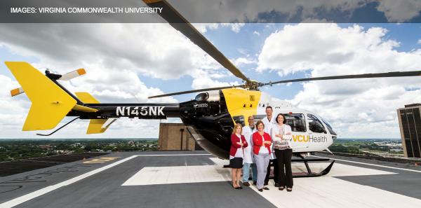 virginia commonwealth university improves patient flow through