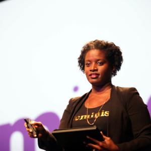 IX 2017 speaker Jenice Forde-Baker, MD.