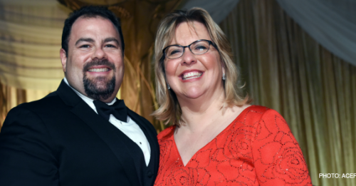 Matty Parker: Joys and Challenges of Being Married to an ACEP leader