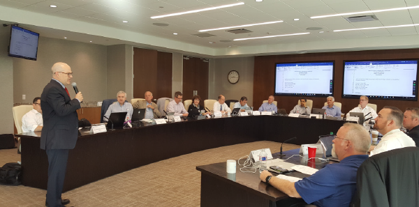 ACEP Hosts Meeting to Create Unscheduled-Sedation Guidelines
