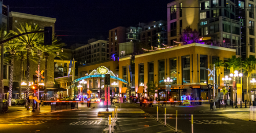 ACEP18 Kickoff: Block Party in the Gaslamp Quarter