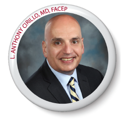 L. ANTHONY CIRILLO, MD, FACEP (RHODE ISLAND)