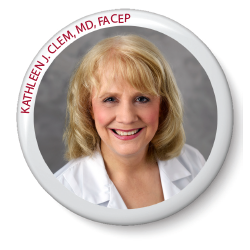 KATHLEEN J. CLEM, MD, FACEP (FLORIDA)