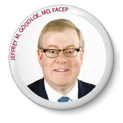 JEFFREY M. GOODLOE, MD, FACEP (OKLAHOMA)