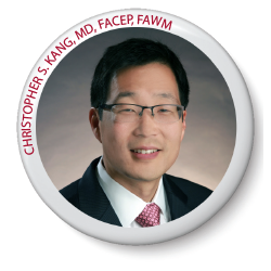 CHRISTOPHER S. KANG, MD, FACEP, FAWM (INCUMBENT, WASHINGTON)