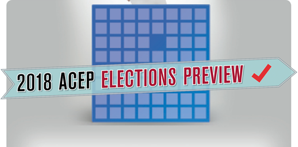 2018 ACEP Elections Preview: Meet the Board of Directors Candidates