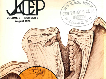 JACEP August 1976 Cover