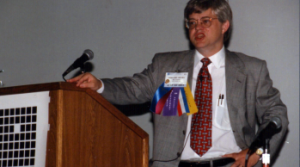 Dr. Henry speaking at past ACEP meetings.