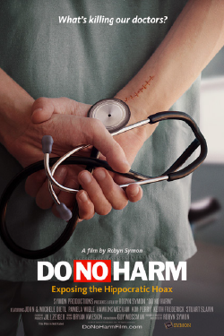 Poster from Do No Harm.