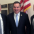 Mr. Dean Wilkerson; Rep. Richard Hudson; Vidor E. Friedman, MD, FACEP